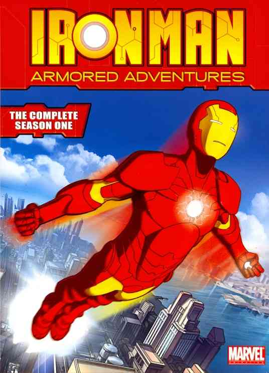 IRON MAN:ARMORED ADVENTURES COM SSN 1 BY IRON MAN: ARMORED AD (DVD)